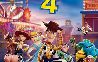 Toy Story 4 (2D, Norsk tale)